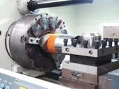 Механический токарный патрон
