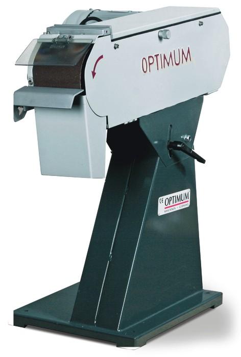 Ленточно-шлифовальный станок Opti BSM 75