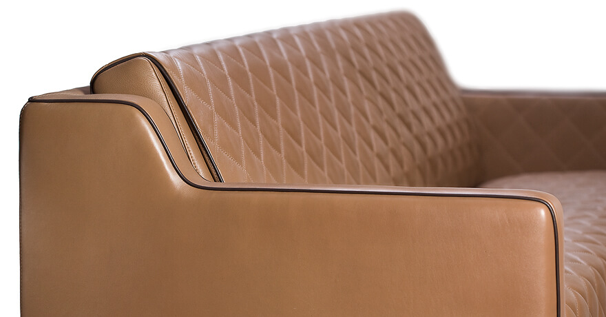 фото дивана из кожа