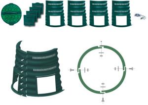 Конструкция и устройство модели компостера Волнуша