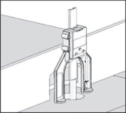 Измерение высоты фрезерования