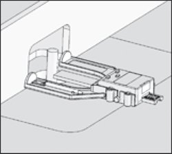 Измерение ширины фрезерования