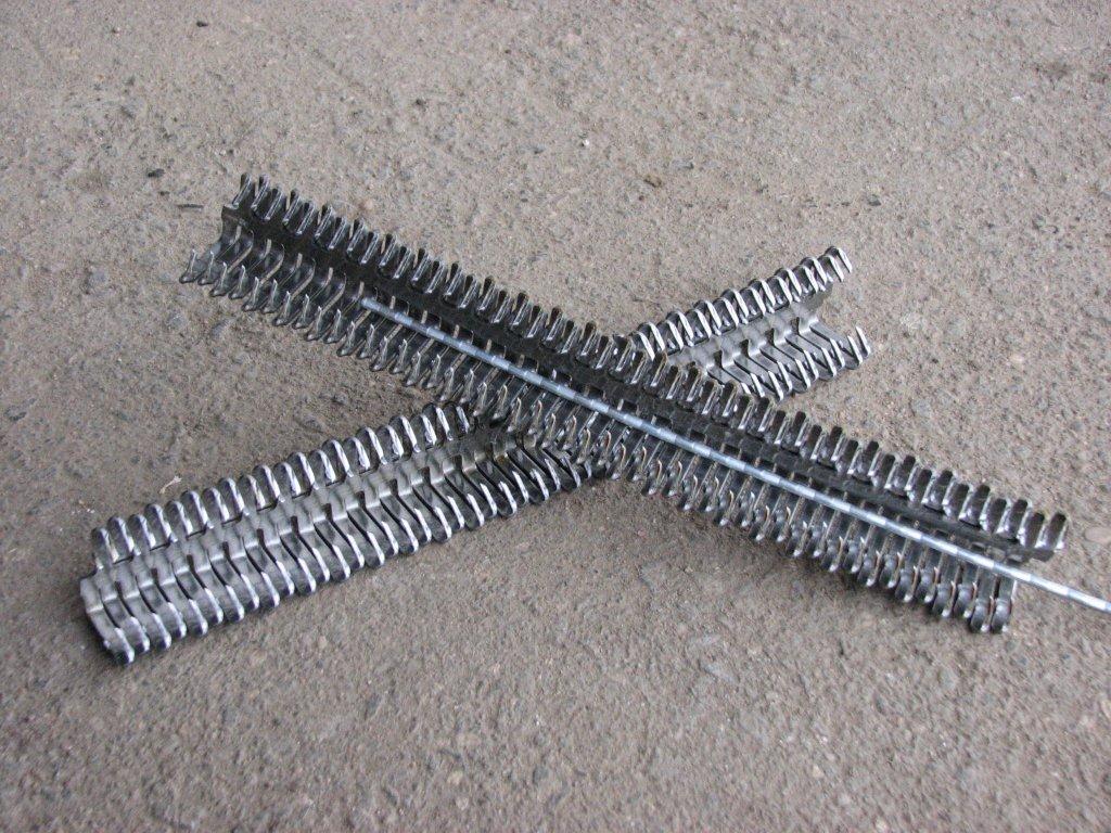 Замки для конвейерной ленты - фото замка на складе
