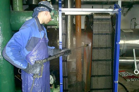 очистка теплообменников в беларуси