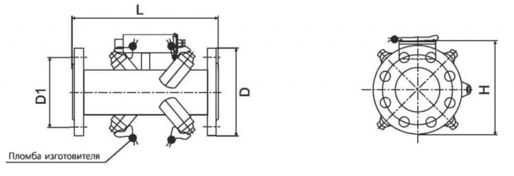 В форме прямой трубы двухлучевой ВИРС-У.jpg