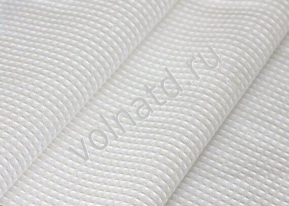 вафельное полотенце отбеленное 200