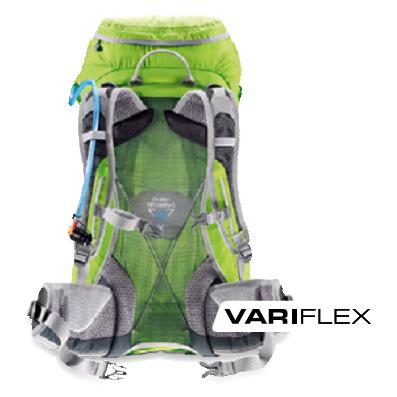 Hiking ― Deuter Aircomfort System