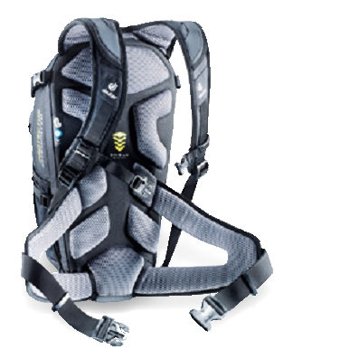 Protection ― Deuter Shield System