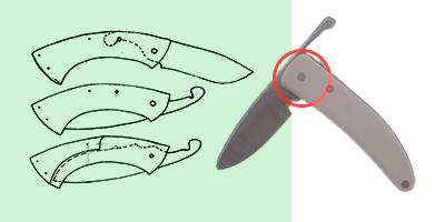 Фиксация трением или Friction Folder замки