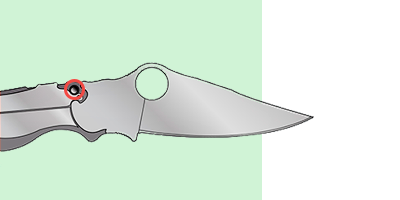 Замки Compression Lock для ножей