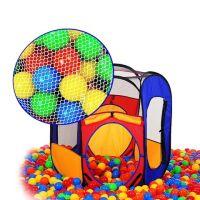 детские палатки с шариками