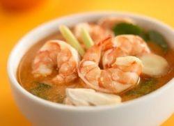 как варить суп том ям