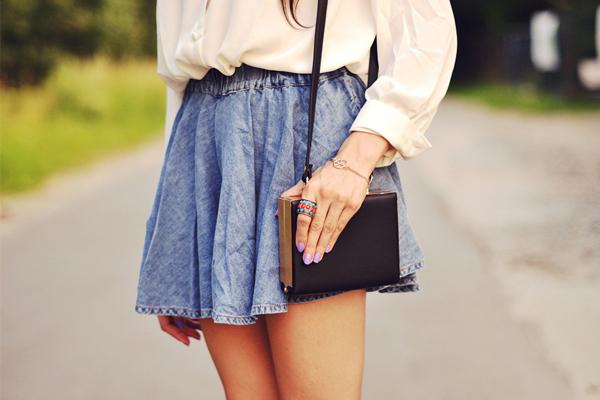 Картинки по запросу джинсовые юбки