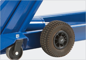 Pneumatic tyres G4, accessory