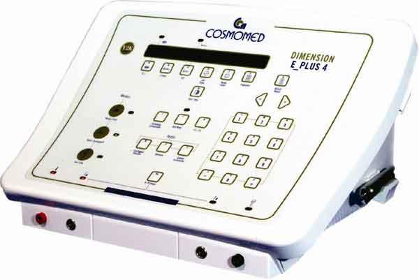 аппарат для электроэпиляции и коагуляции COSMOMED