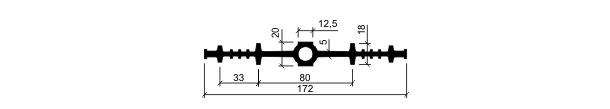 Гидрошпонка ДВ-170