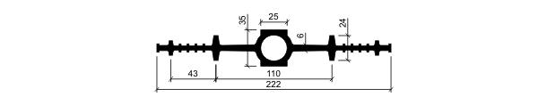 Гидрошпонка ДВ-220