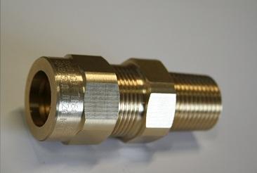 Взрывобезопасный кабельный ввод АВКВ.5D