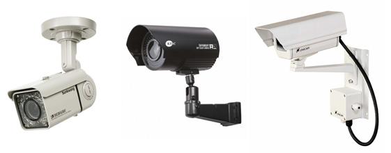 Видеокамеры уличные
