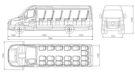 Документы для переоборудования грузового автомобиля Заказчика