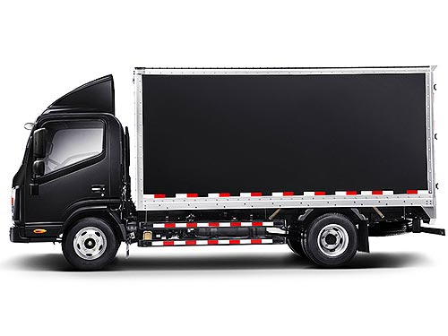 JAC N56 стал самым доступным грузовиком в своем классе - JAC