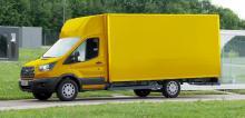 Ford и Deutsche Post выпустят 2500 электромобилей на базе Ford Transit - Ford