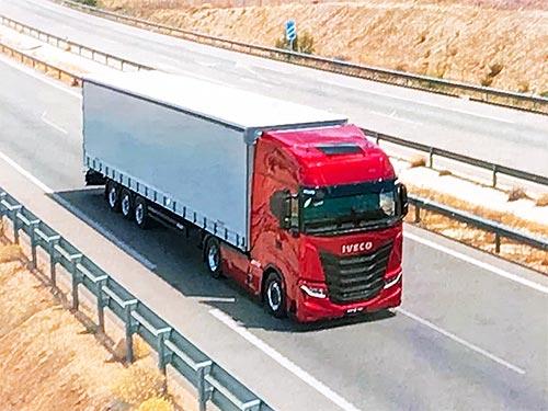 IVECO представила новое поколение грузовиков S-WAY. Все подробности - IVECO