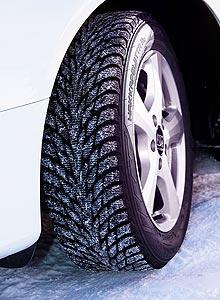 Мифы и реальность о зимних шинах - шин