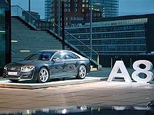 Тест-драйв Audi A8: Свет из матрицы - Audi