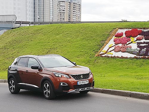 10 поводов еще раз обратить внимание на Peugeot 3008 - Peugeot