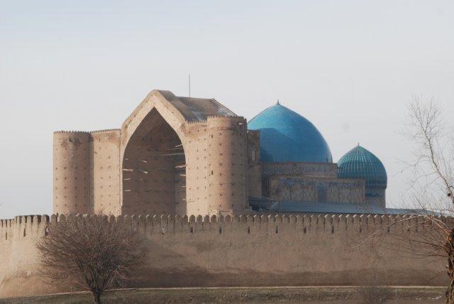 "Мавзолей ""Ходжа Ахмеда Яссауи"", Казахстан"