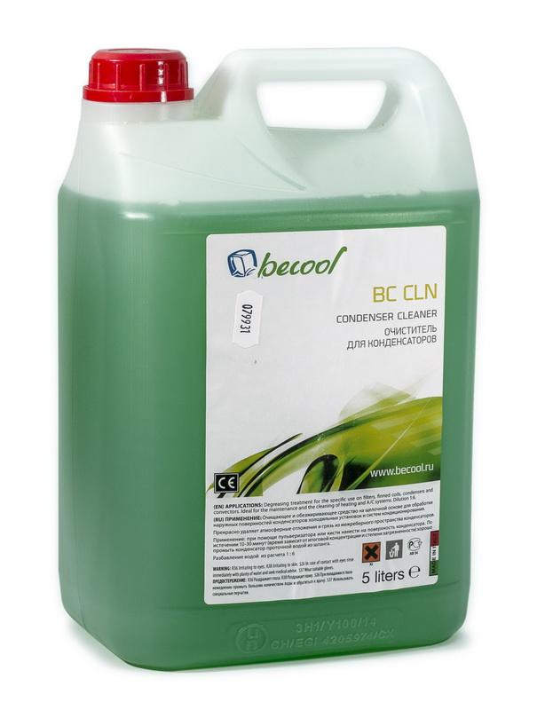BC-CLN