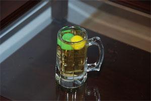 охладить пиво