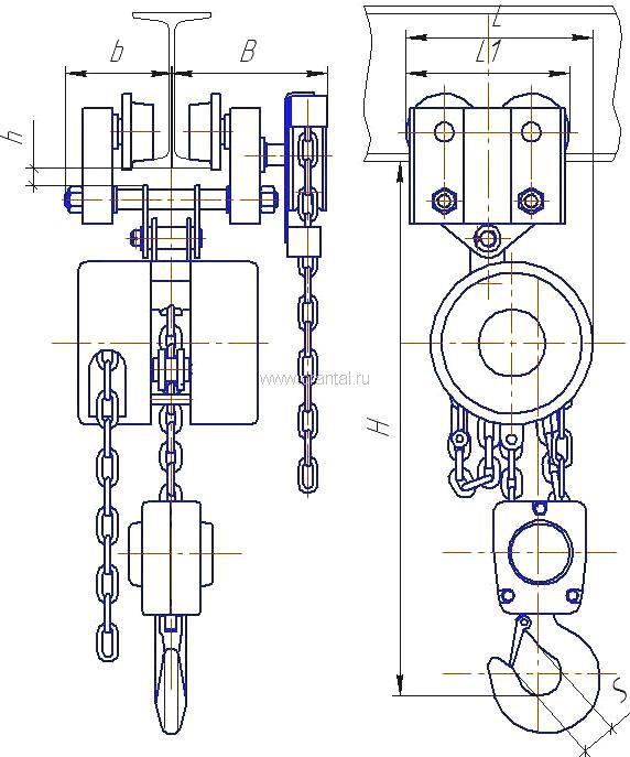 ТРШБК схема