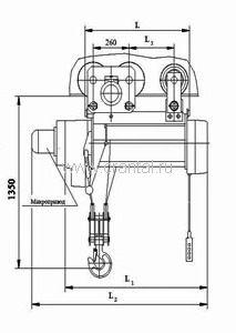 ТЭС-5000 (4/1) Н=9 и 12м