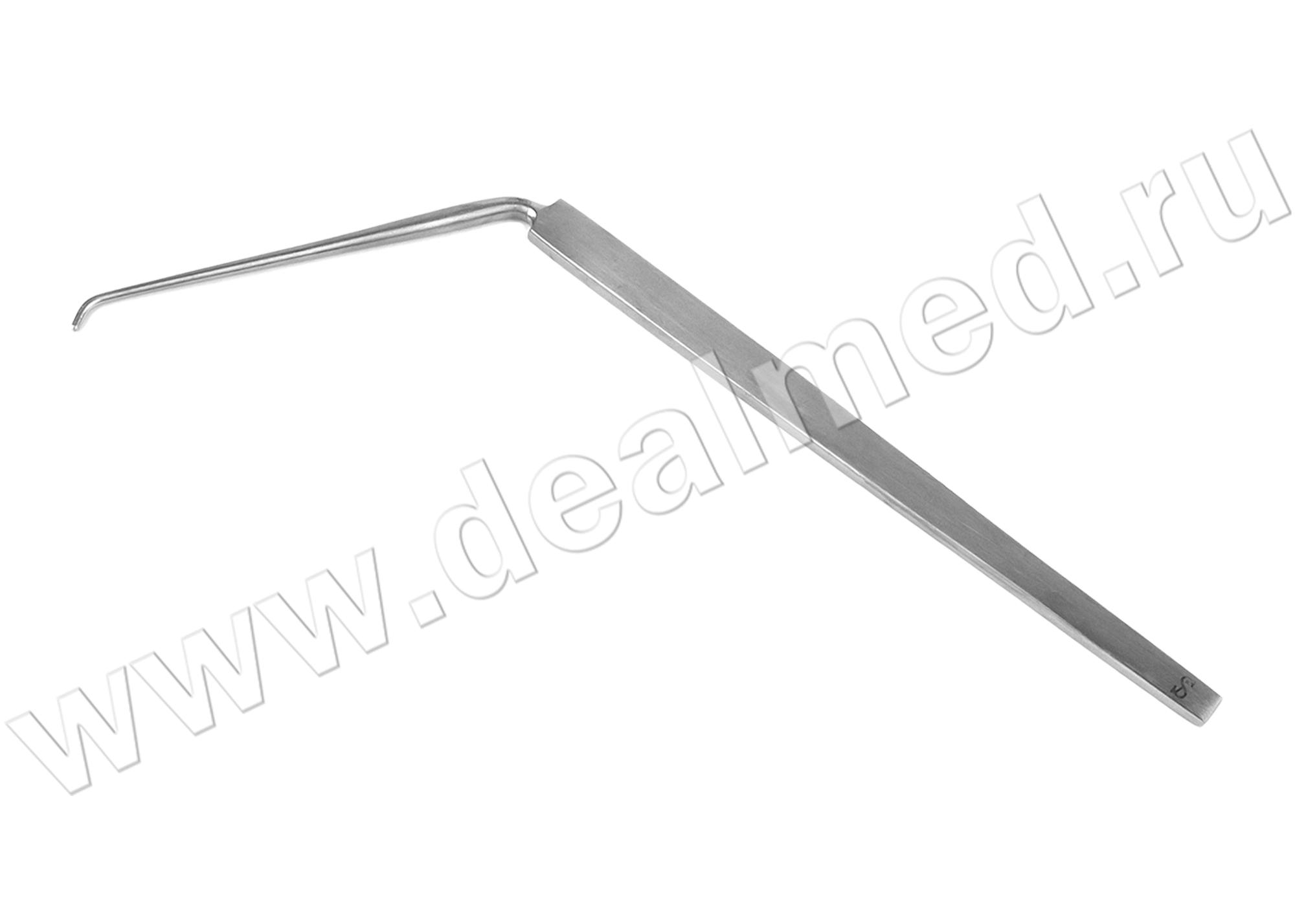 Крючок для удаления инородных тел из уха Braun, Пакистан