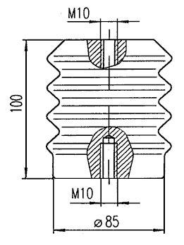Изолятор И4-60-I УХЛ2