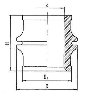 Изолятор ИПК-10-2000-10 УЗ