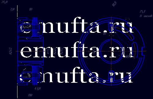 0543H Муфта ЭТМ электромагнитная фото, схема, габариты, паспорт, характеристики, инструкция, картинка, параметры, изготовитель, завод производитель
