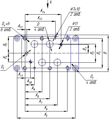 Гидрораспределители 1Р323