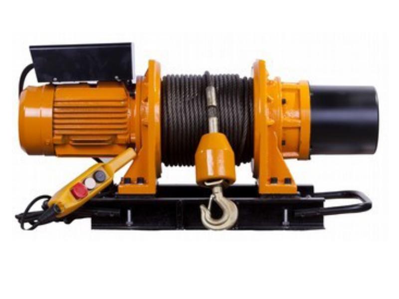 Лебедка электрическая серии KDJ KDJ Лебедка KDJ Лебедка электрическая серии KDJ фото, картинка