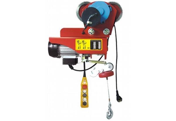 Мини электрическая таль c электрической тележкой HDGD (Китай) HDGD Мини электрическая таль c электрической тележкой HDGD (Китай)