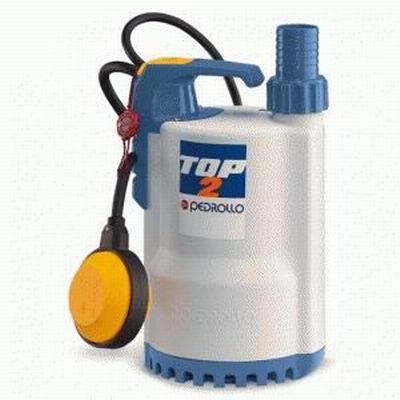 Погружные дренажные насосы TOP для чистой воды