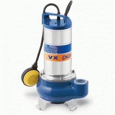 Погружные дренажные насосы VX для стоков с отходами