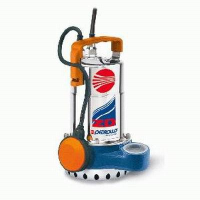 Погружные дренажные насосы ZD для чистой воды