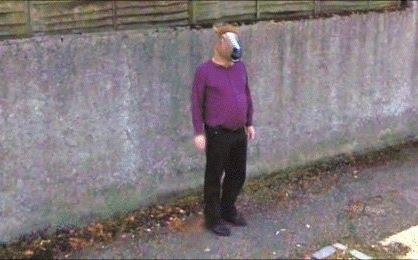Человек-конь из Абердина