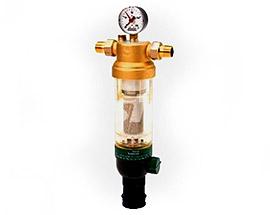 Самопромывной фильтр механической очистки воды Honeywell F76S