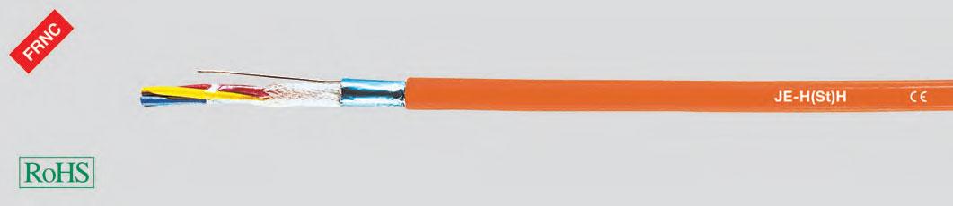 Bd FE 180/E 30 до E 90* (оранжевые) без галогеносодержащих веществ