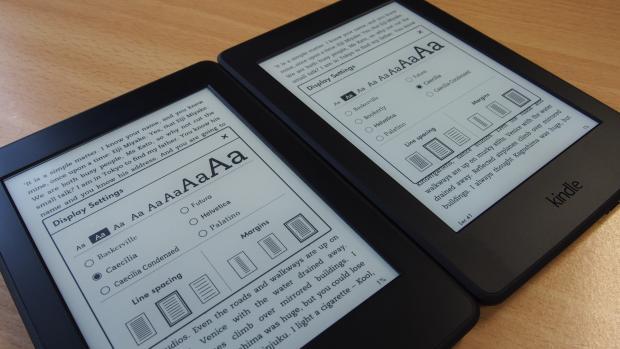 Amazon Kindle Paperwhite (2015). Обзор
