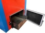 вместительный зольный ящик для полуавтомата